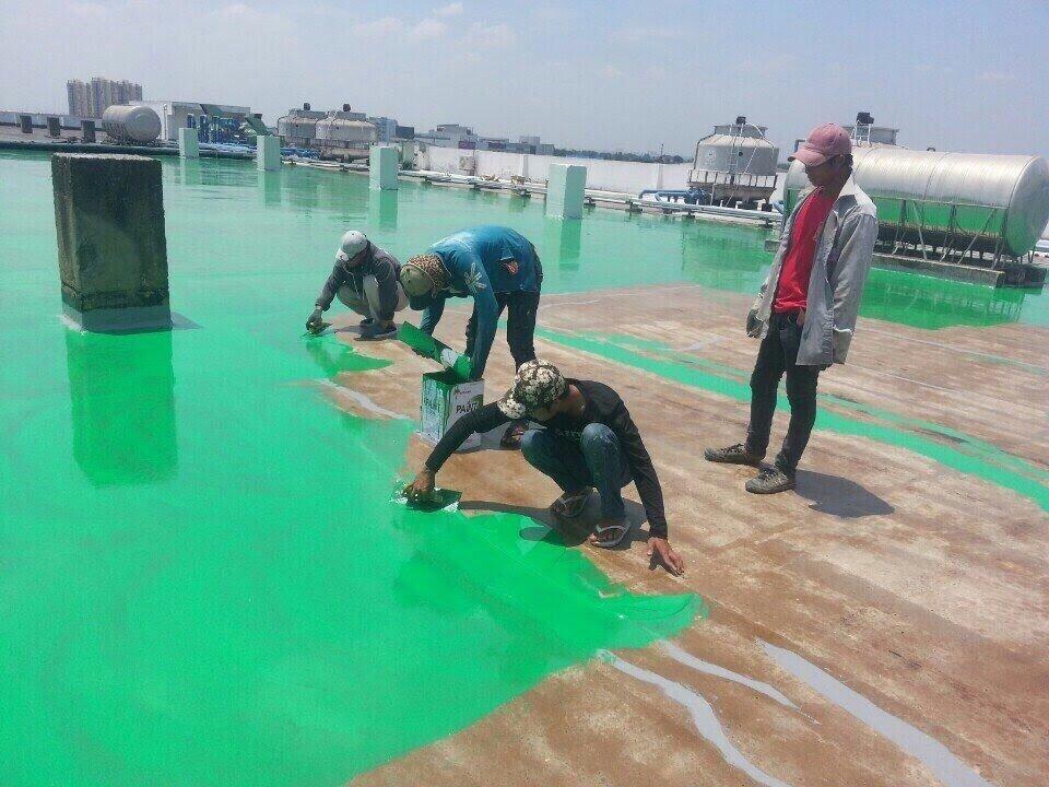 chọn đơn vị thi công sơn epoxy ở tây ninh uy tín