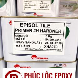 Sơn Lót Episol Tile Primer #HB - Sơn Chokwang thương hiệu Hàn Quốc
