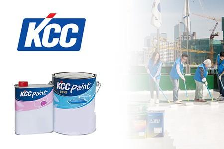 Nhà phân phối sơn epoxy KCC Paint