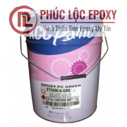 SƠN  Epoxy KCC KHÁNG HÓA CHẤT (ET5500)