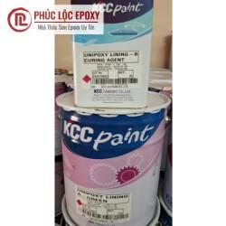 Sơn Sàn (NỀN) Epoxy KCC Unipoxy Lining