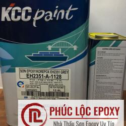 SƠN CHO HỒ NƯỚC THẢI EPOXY KCC EH2351