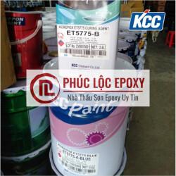 SƠN CHO HỒ NƯỚC SINH HOẠT Epoxy KCC EP1775/ET5775