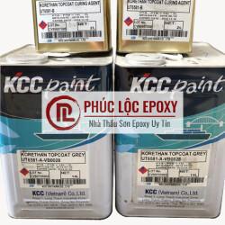 SƠN EPOXY KCC KORETHAN TOPCOAT UT6581 (NGOÀI TRỜI)
