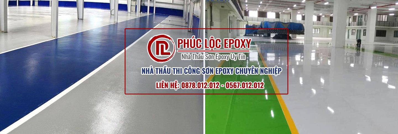 Thi cong son epoxy