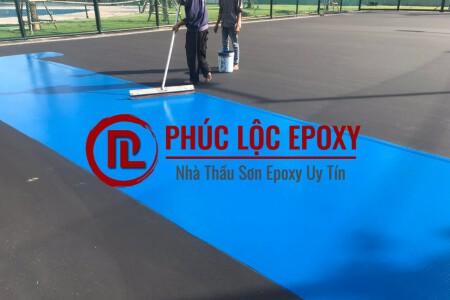 Thi công sơn nền sơn sàn epoxy tại Bình Dương【6101 】