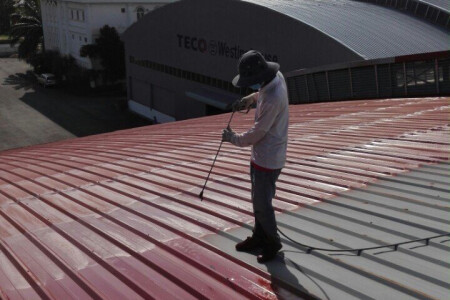Thi công sơn nền sơn sàn epoxy tại Hà Tĩnh và Nghệ An